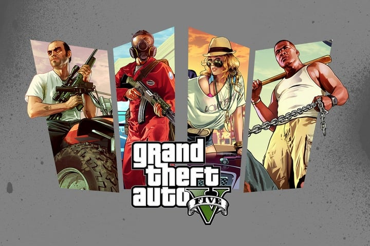 Win Grand Theft Auto V Game on Steam - #Giveaway (WW)