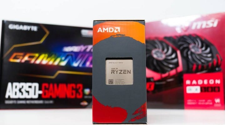 Win AMD Ryzen 7 1800X with MSI RX580 Gaming Computer - #Giveaway (CA/US)