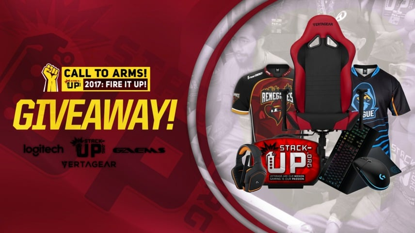 Win XBOX One or PS4, Gaming Accessories & Peripherals - #Giveaways (WW)