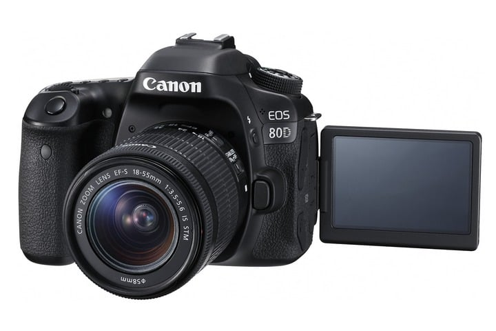 Win Canon EOS 80D Camera and Accessories - #Giveaway (WW)