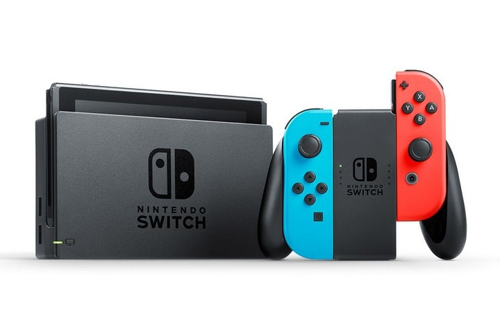 Win Nintendo Switch - #Giveaway (WW)