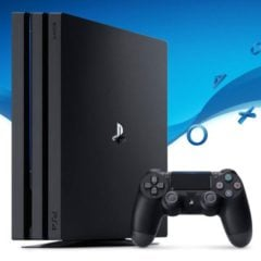Win Playstation 4 Pro with Bundled Games - #Giveaway (WW)