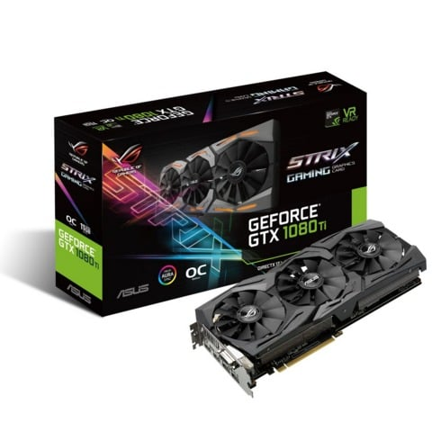 Win ASUS ROG GTX 1080Ti Turbo Gaming Graphics Card - #Giveaway (UK)