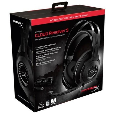 Win HyperX Cloud Revolver S Gaming Headset - #Giveaway (UK)