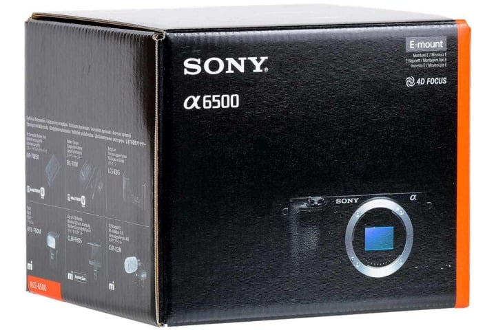 Win Sony α6500 Camera - #Giveaway (WW)