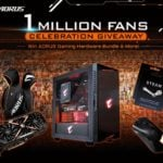 Win AORUS Gaming Hardware Bundle, Peripherals Bundle and Game Gift Card  –  #Giveaways (WW)