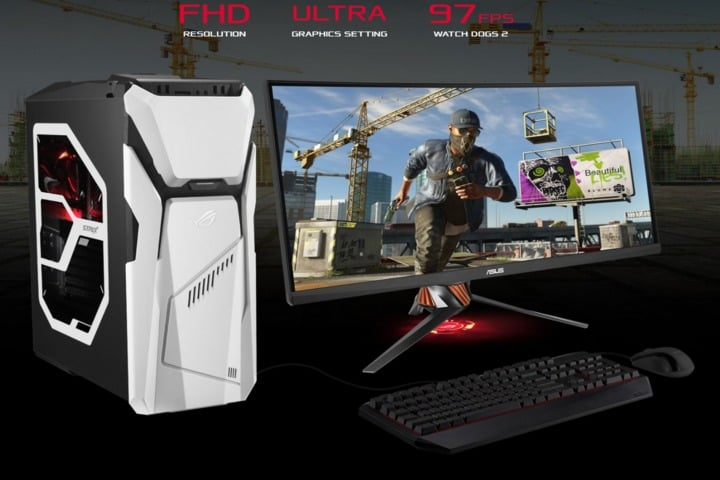 Win ASUS ROG GD30 Gaming PC and Swift PG258Q Gaming Monitor - #Giveaway (US)