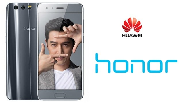 Win Honor 9 Smartphone - #Giveaway (WW)