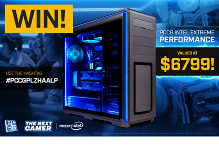 Win Intel i9 Extreme Gaming Desktop PC worth 6799USD - #Giveaway (WW)