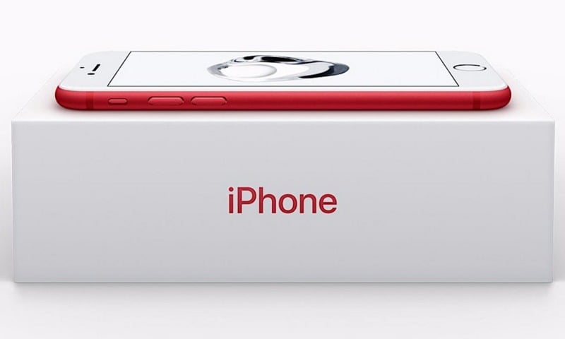 Win iPhone 7 Red Smartphone - #Giveaway (WW)