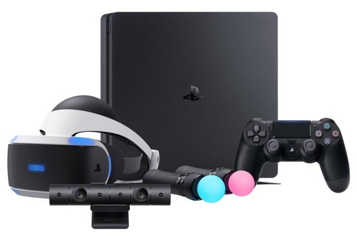 Win PlayStation 4 Slim with PS VR Bundles - #Giveaway (US)