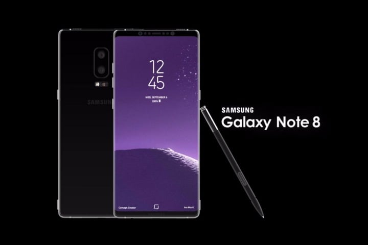 Win Samsung Galaxy Note 8 - #Giveaway (WW)