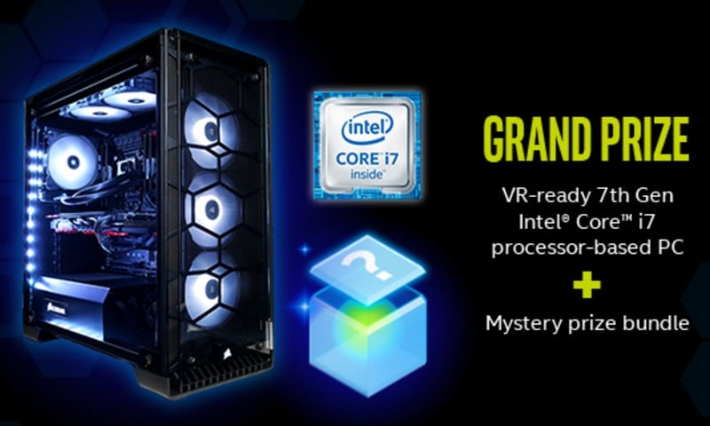 Win VR Ready Intel Core i7 Gaming PC or Game Codes - #Giveaways (CA/US)