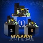Win 1 of 20 ZOTAC Graphic Card 1050 Ti, Gaming Peripherals or Game Gift Card  –  #Giveaways (WW)