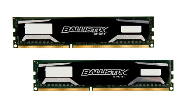 Win Ballistix Sport DDR3 RAM 16GB - #Giveaway (WW)