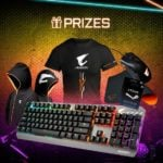 Win AORUS Merchandise  –  #Giveaways (WW)