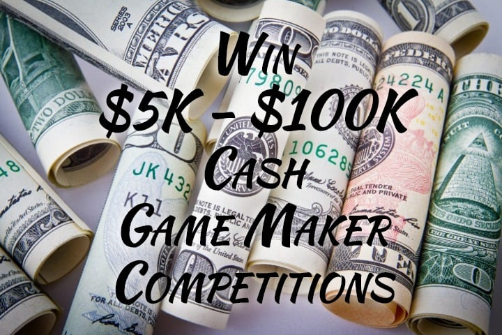 Win $5000 to $100,000 Cash - #Competitions (WW)