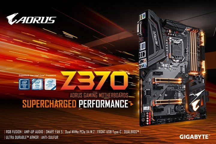 Win GIGABYTE Z370-Aorus Ultra Gaming PC Motherboard and Cooler Master - #Giveaway (UK)