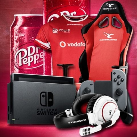 Win Nintendo Switch, Sennheiser Game Zero and Mousesports Merchandise - #Giveaway (WW)
