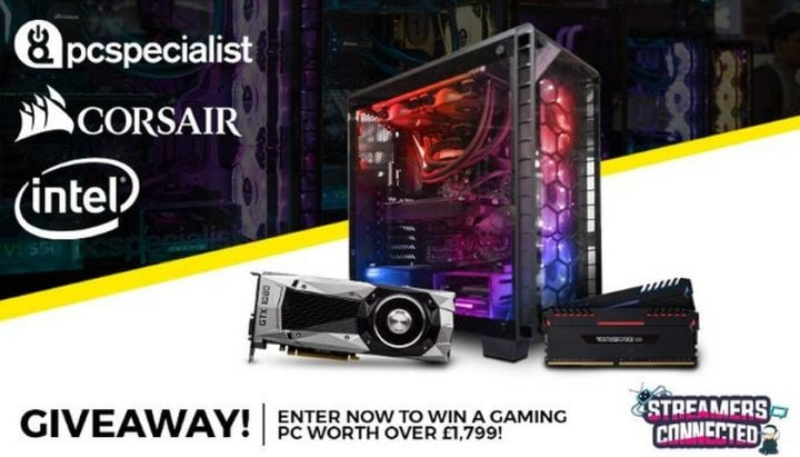 Win Ultimate RGB Gaming PC - #Giveaway (WW)