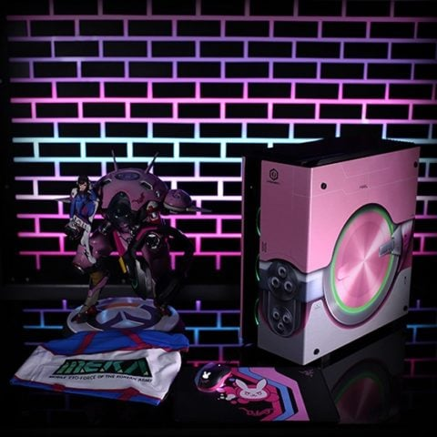 Win D Va Custom Gaming PC - #Giveaway (WW)