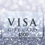 Win $1000 VISA Gift Card  –  #Giveaway (US)