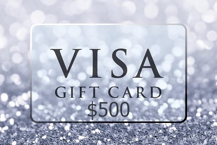 Win $1000 VISA Gift Card - #Giveaway (US)
