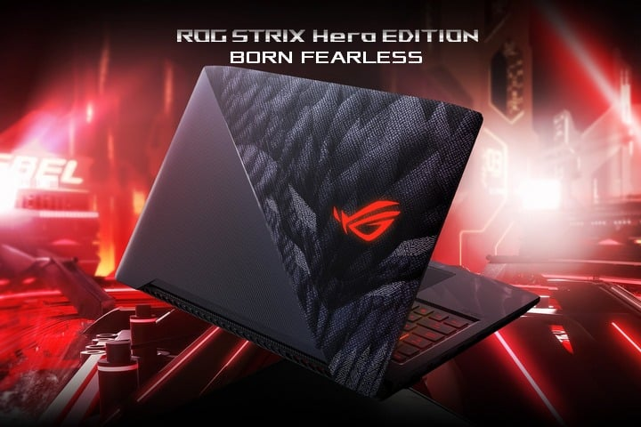 Win ASUS ROG STRIX Hero Edition or ROG STRIX Scar Edition Gaming Laptop - #Giveaway (WW)