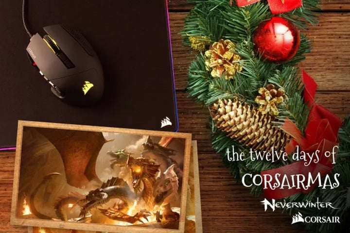 Win Corsair Scimitar PRO RGB and MM800 Polaris RGB - #Giveaway (WW)