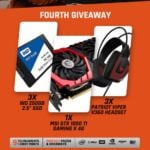 Win GTX 1050 Ti Graphics Card, Vyper V360 Headset and SSD Storage  –  #Giveaways (CA/US)