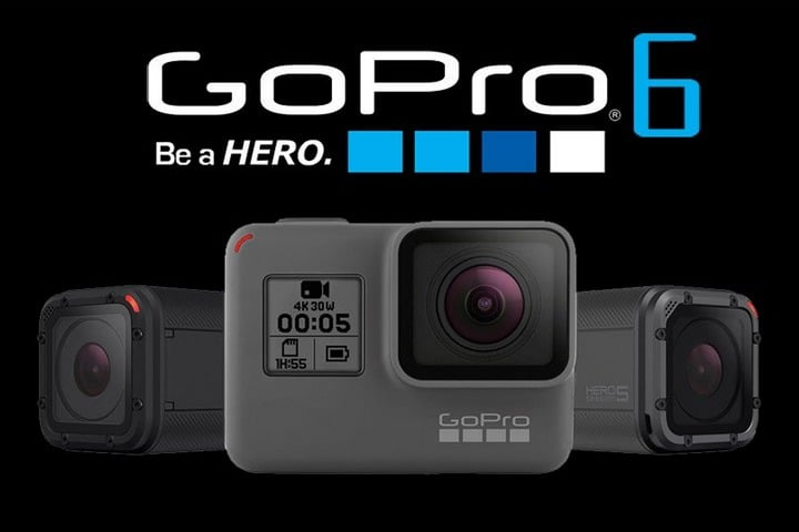 Win GoPro HERO6 Action Camera - #Giveaway (WW)