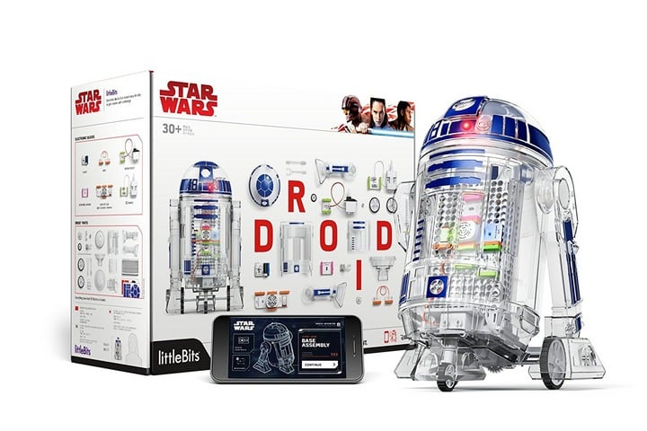 Win Star Wars Droid Inventor Kit - #Giveaway (WW)