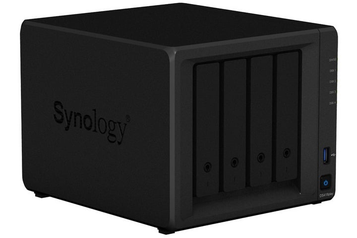Win Synology DS418play NAS 4-Bay Disk Station - #Giveaway (WW)