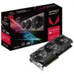 Win ASUS ROG Strix Radeon RX Vega 64 Graphics Card #Giveaway (WW)