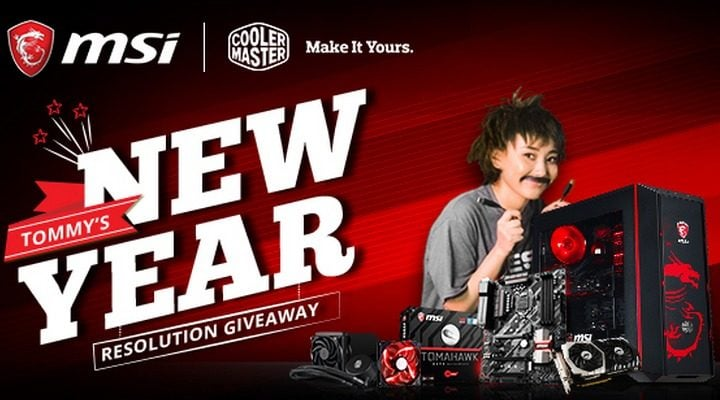 Win MSI Gaming Computer Upgrade - #Giveaway (WW)