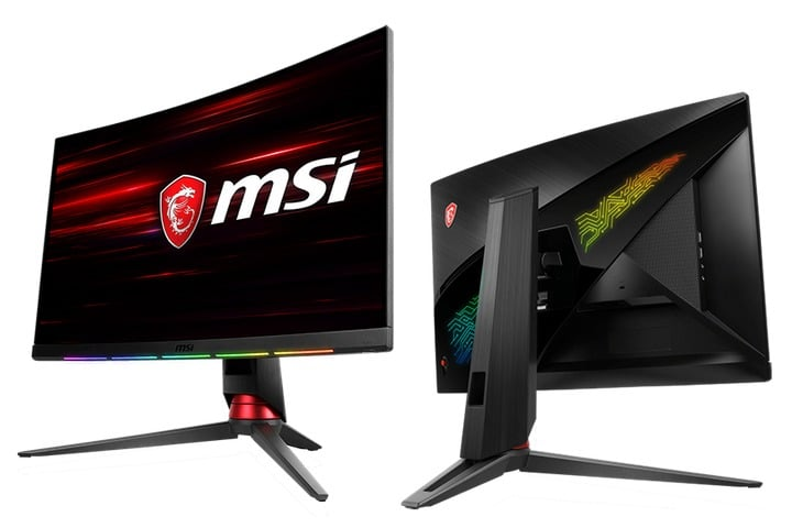 Win MSI Optix MPG27C Curved Gaming Monitor or MSI Motherboard and PC Game - #Giveaway (WW)