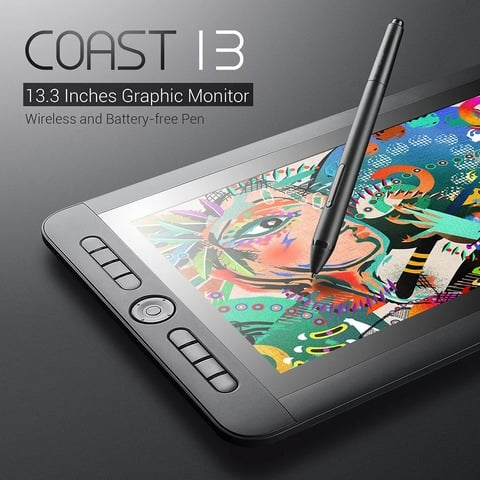 Win Parblo Coast 13 Graphic Monitor #Giveaway (WW)