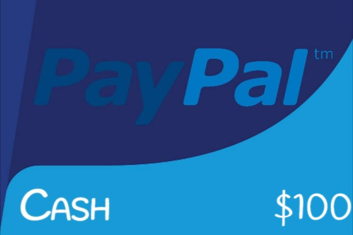 Win $25 TO $100 Paypal Cash - #Giveaway (WW)