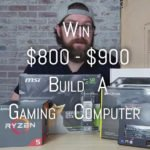 Win Custom Gaming Computer worth $800 to $900 #Giveaway (WW)