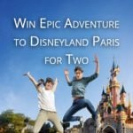 Win Epic Adventure to Disneyland Paris for Two #Giveaway (UK)