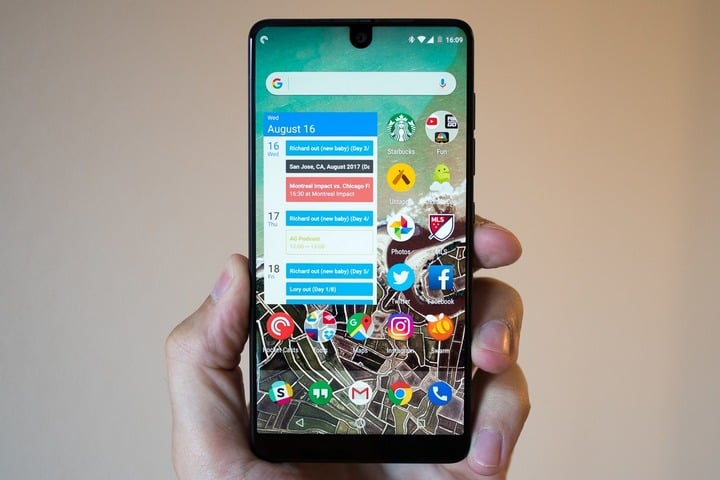 Win Essential Phone #Giveaway (WW)