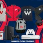 Win XBOX One S or PS4 with NBA 2K18 and Wizards DG Swag Bag #Giveaway (WW)