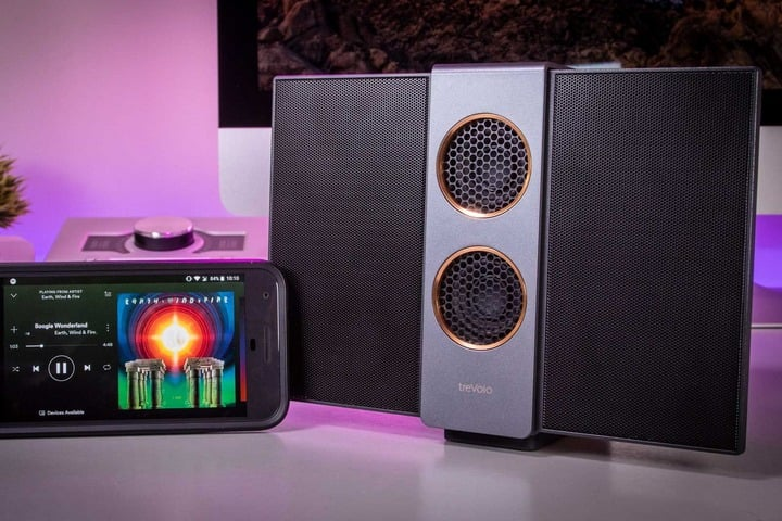 Win BenQ treVolo S Electrostatic Portable Speaker #Giveaway (WW)