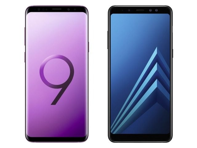 Win Samsung Galaxy S9 Smartphone #Giveaway