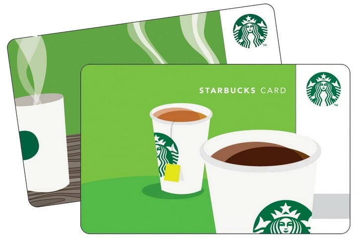 Win Starbucks Gift Card #Giveaway