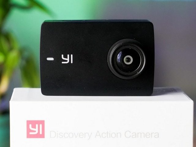 Win Yi Discovery Action Camera #Giveaway (WW)