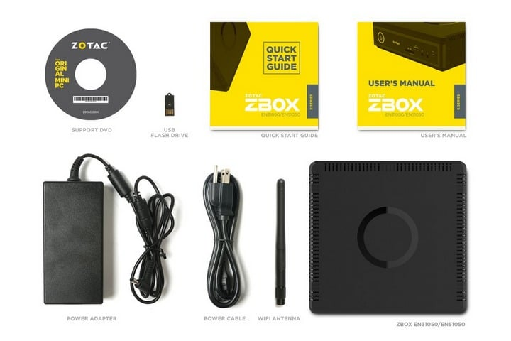 Win ZOTAC MAGNUS EN31050 Gaming PC and more #Giveaways (WW)