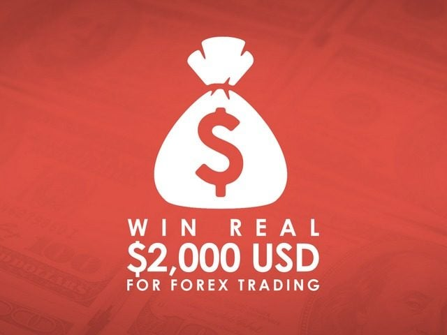 Win $2000USD Forex Cash #Giveaway (WW)