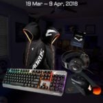 Win AORUS Gaming Gear #Giveaways (WW)