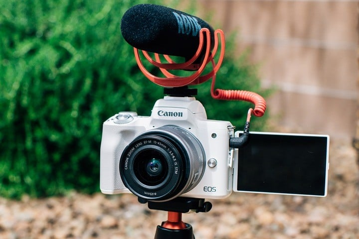 Win Canon M50 Video Creator Kit #Giveaway (WW)